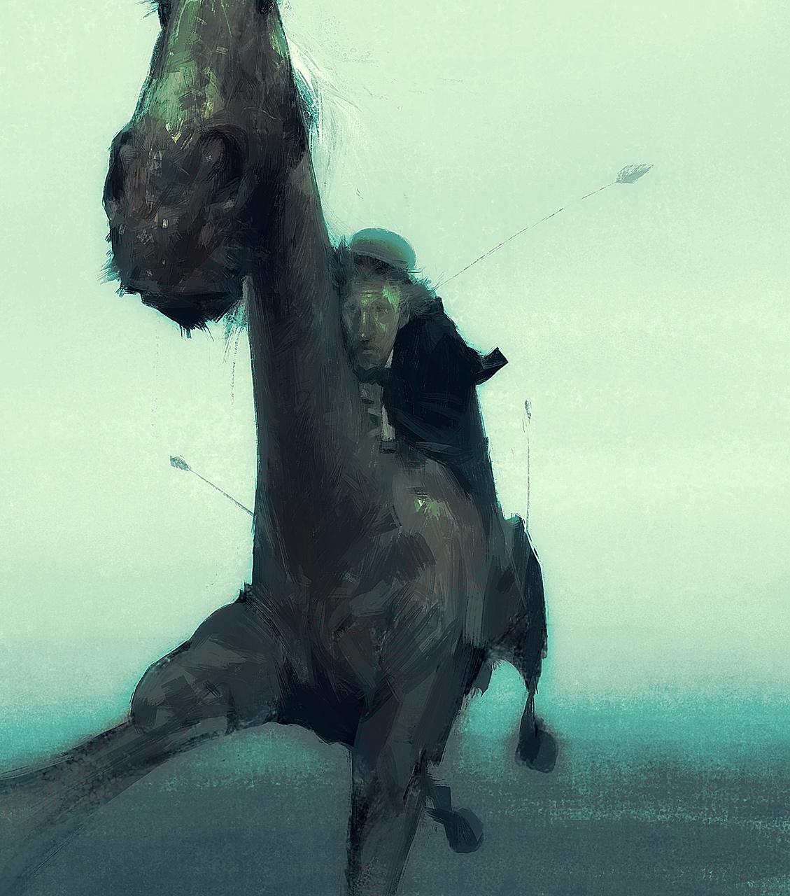 Les illustrations géniales et surprenantes du français Sergey Kolesov