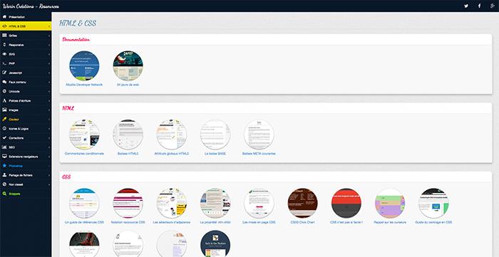 Le meilleur du web #75: liens, ressources, tutoriels et inspiration