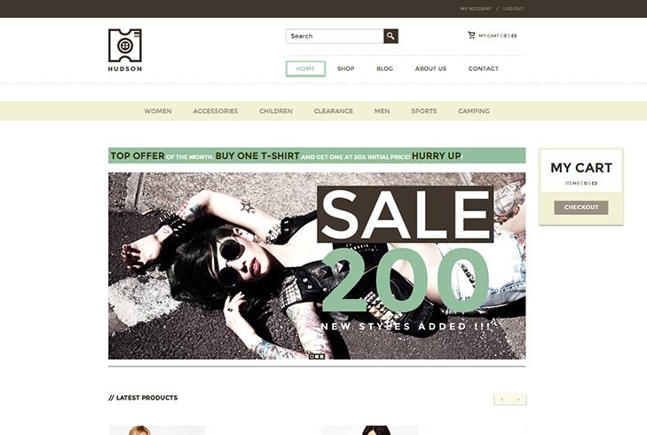30 des meilleurs thèmes WordPress E-commerce