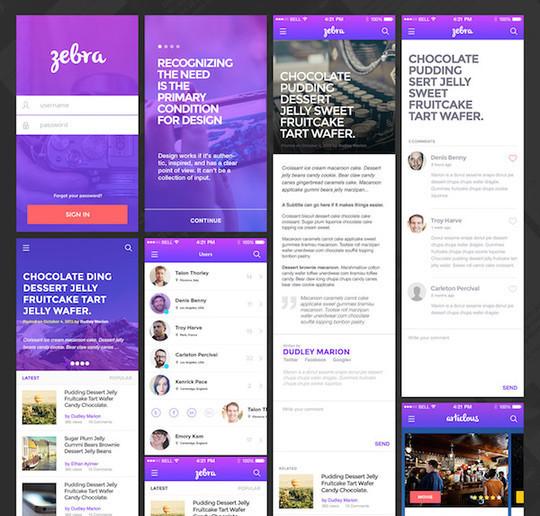 Le meilleur du web #76: liens, ressources, tutoriels et inspiration