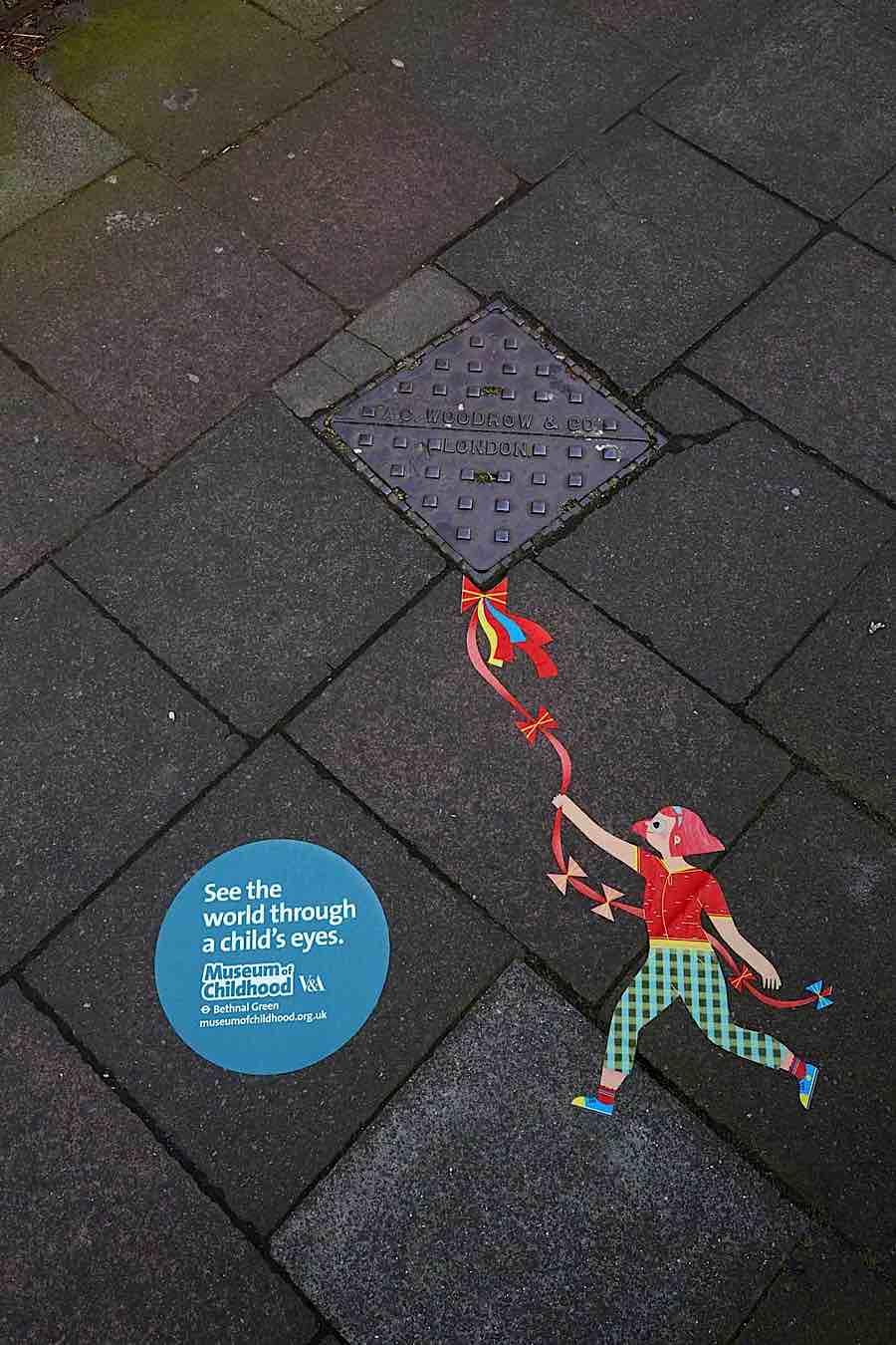 Du Street art pour découvrir le monde avec des yeux d'enfants (1)