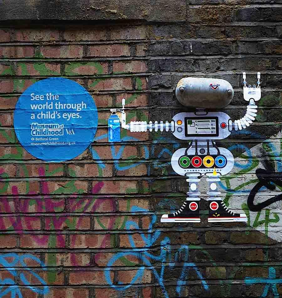 Du Street art pour découvrir le monde avec des yeux d'enfants (12)