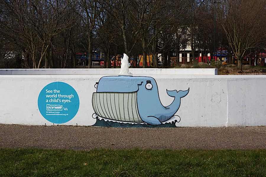 Du Street art pour découvrir le monde avec des yeux d'enfants (13)