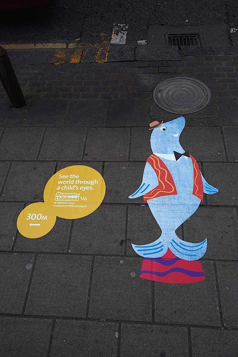Du Street art pour découvrir le monde avec des yeux d'enfants (14)