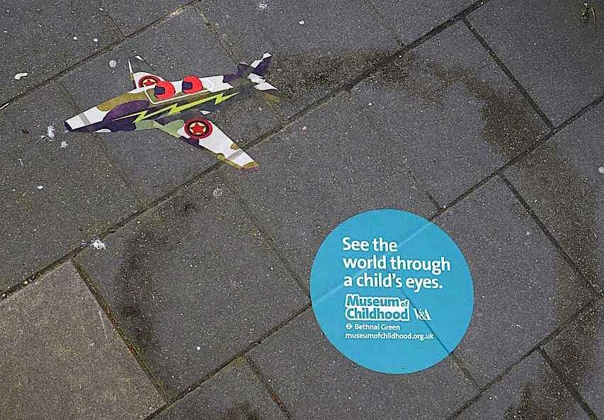 Du Street art pour découvrir le monde avec des yeux d'enfants (15)