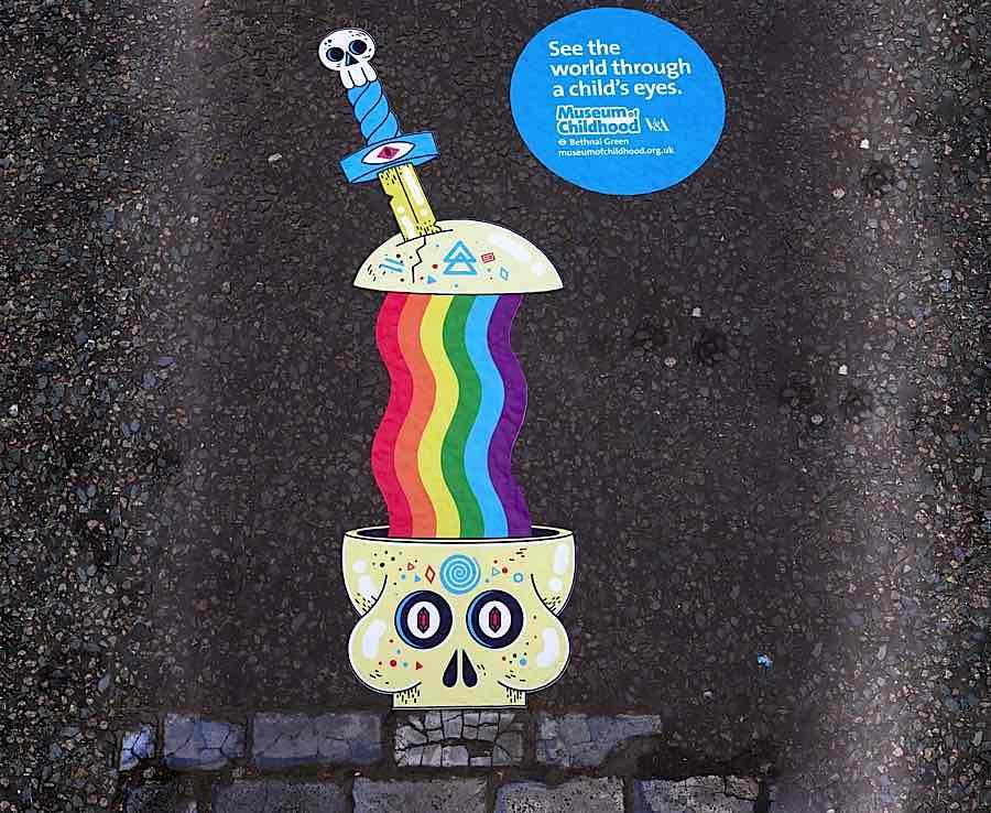 Du Street art pour découvrir le monde avec des yeux d'enfants (16)