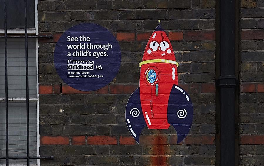 Du Street art pour découvrir le monde avec des yeux d'enfants (17)