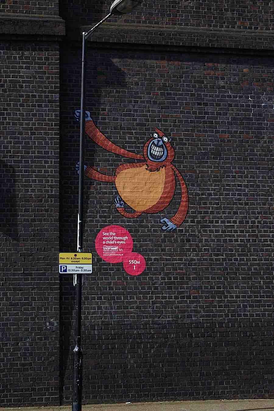 Du Street art pour découvrir le monde avec des yeux d'enfants (3)