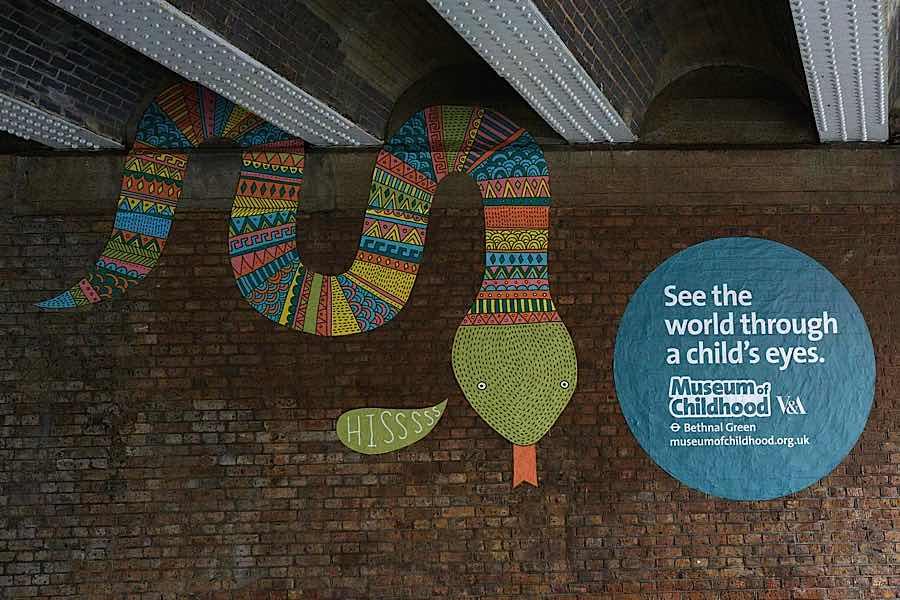 Du Street art pour découvrir le monde avec des yeux d'enfants (5)