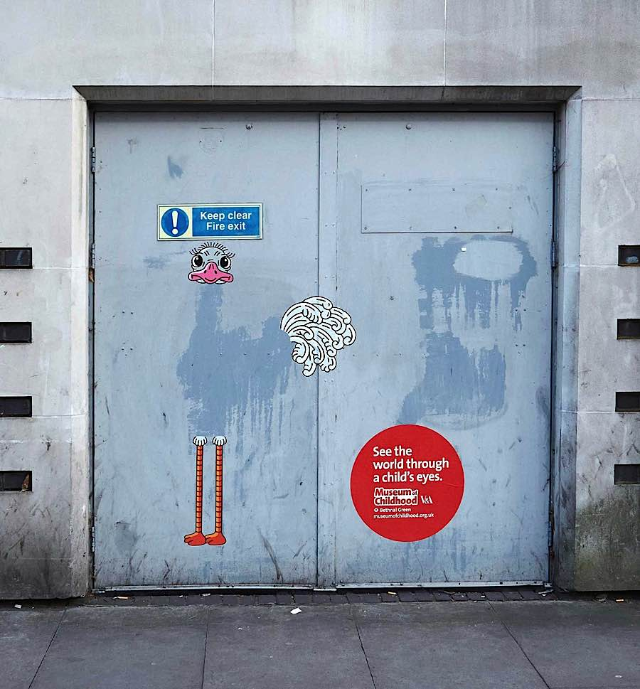 Du Street art pour découvrir le monde avec des yeux d'enfants (6)