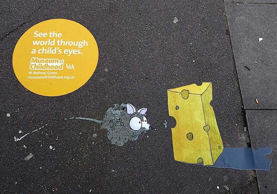 Du Street art pour découvrir le monde avec des yeux d'enfants (9)