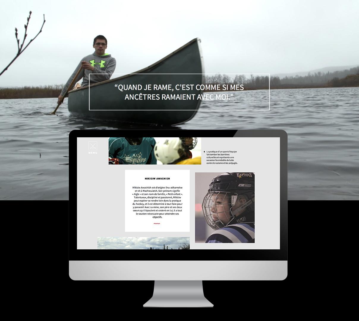 Akufen, talentueux Webdesigner et Designer d'interface #11
