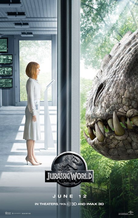 Pourquoi l'affiche de Jurassic World est un désastre Photoshop