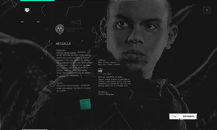 Shane Mielke, talentueux Webdesigner et Designer d'interface #14