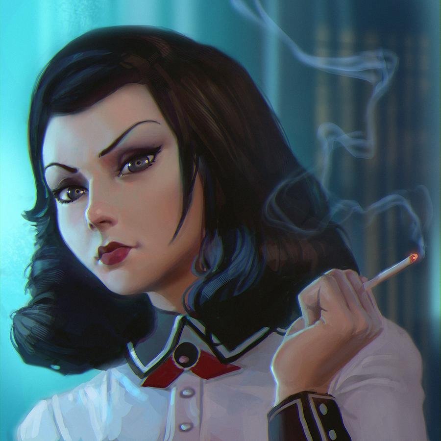 Reconnaîtrez-vous tous les personnages de fan art d'Ilya Kuvshinov ?