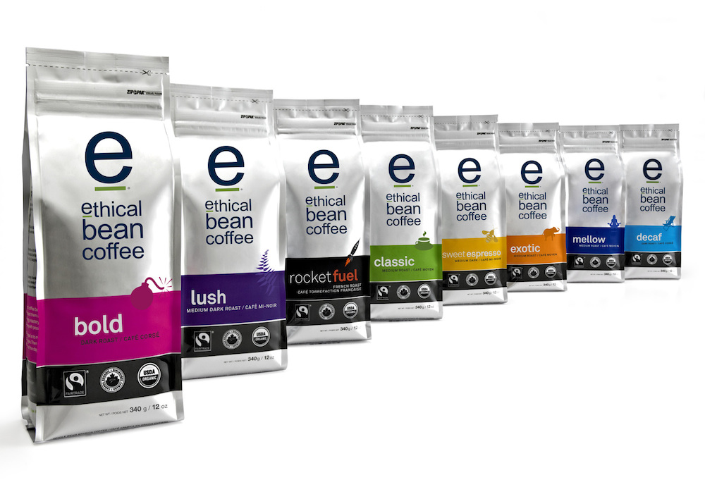 Un tour d'horizon des meilleurs designs de packagings de café