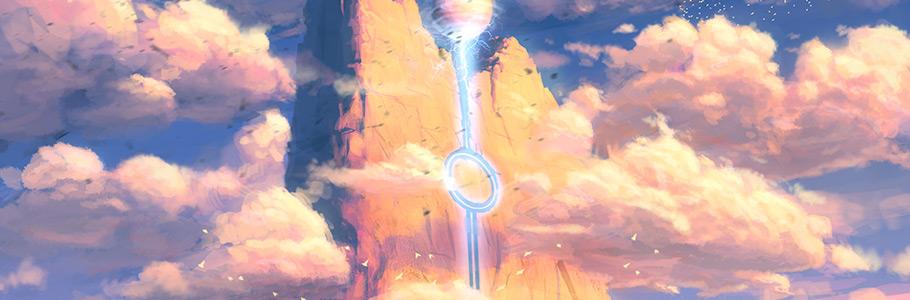 Nouvelle création et PSD offert : «Space emitter», speed painting de Spartan