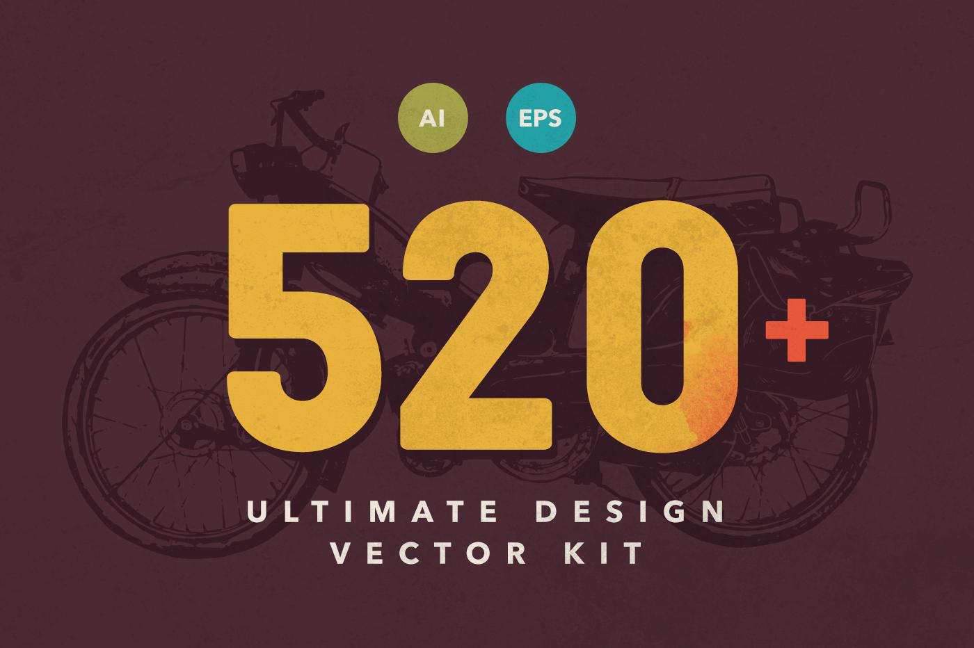 Bon plan de l'été : 28 typographies + 19 packs de ressources graphiques à télécharger