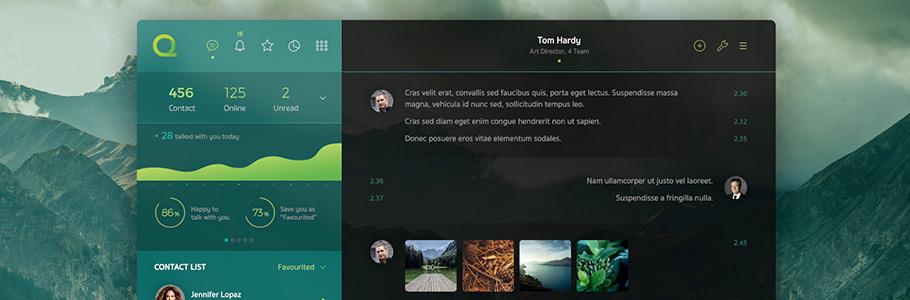 Tintins, talentueux Webdesigner et Designer d'interface #15