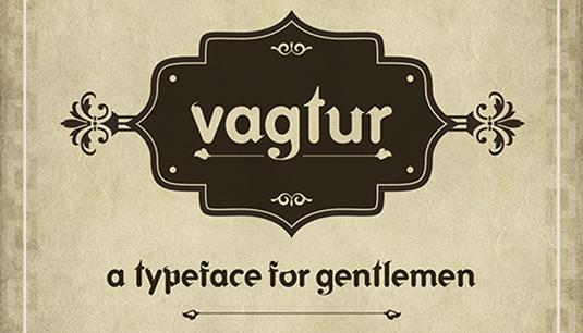 100 meilleures typographies gratuites pour designers