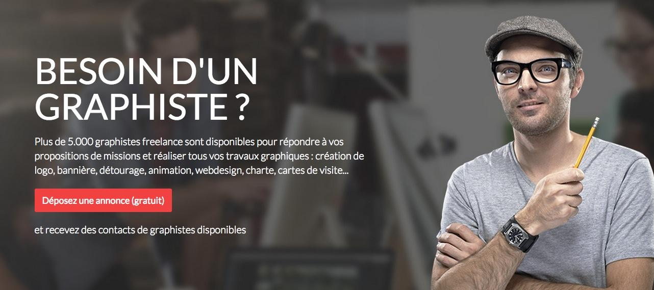 Graphiste.com : un nouveau site et un nouveau modèle à découvrir