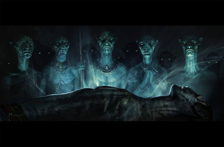 70+ créations du maître en effets spéciaux et concept art Steven Messing