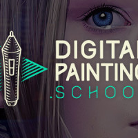 Annonce de DigitalPainting.school !