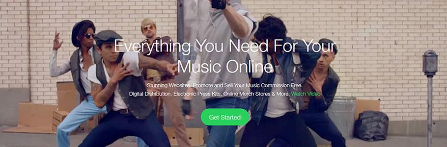 Wix Music : nouvelle solution en ligne pour les musiciens