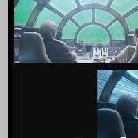 """Les effets spéciaux brillants de """"Star Wars : Le réveil de la Force"""" : AVANT/APRES"""