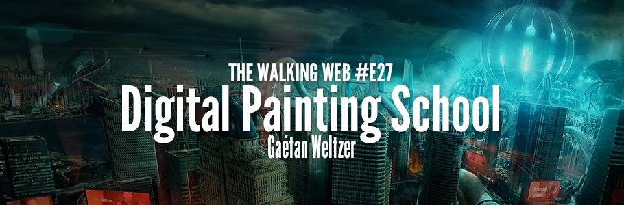 DigitalPainting.school, invité dans le podcast