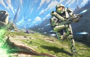 Gaming Painting #1 : Halo, digital painting par Spartan