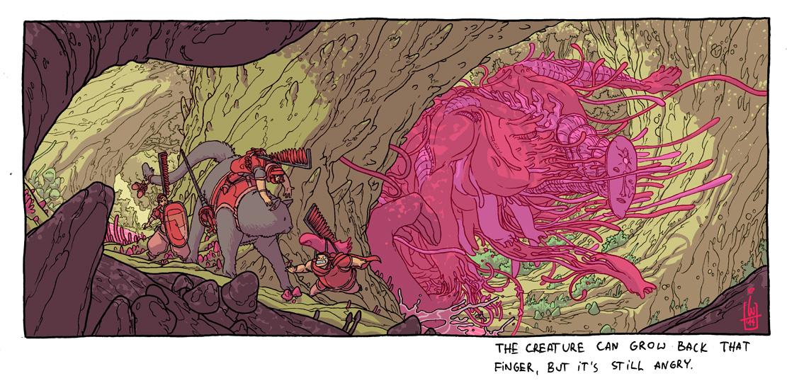 Les illustrations déjantées et super détaillées d'Igor Wolski