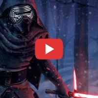 Tutoriel vidéo de digital painting : Comment peindre Kylo Ren de Star Wars