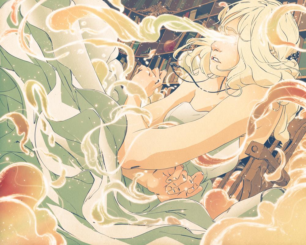 Magnifique : les Illustrations au style unique de Goni Montes