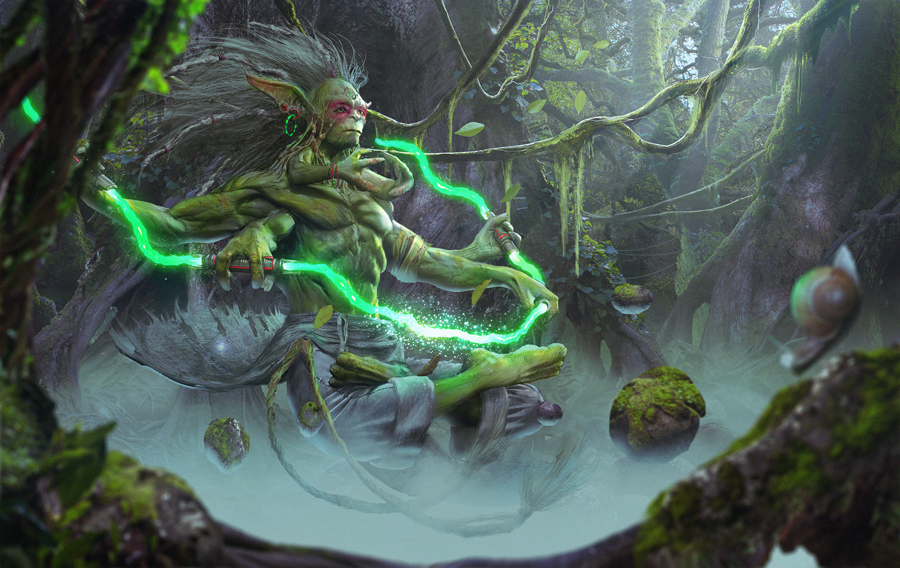 Star Wars Reimagined : l'univers ré-imaginé par des concept artists