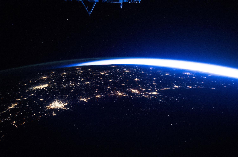 La Terre vue du ciel en quelques photographies