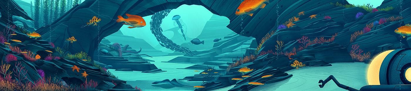Les illustrations de Brian Miller à découvrir absolument !