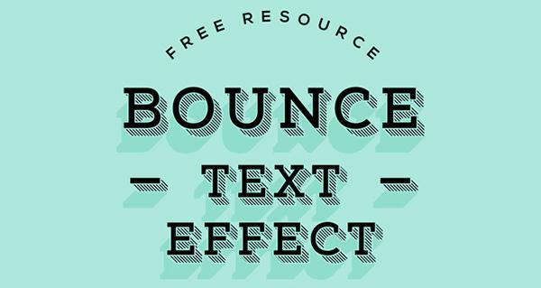 30+ Styles Photoshop à télécharger pour créer des Effets de texte en un clic