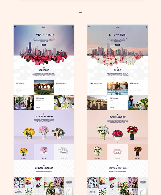Basic Agency, talentueux Webdesigner et Designer d'interface #18