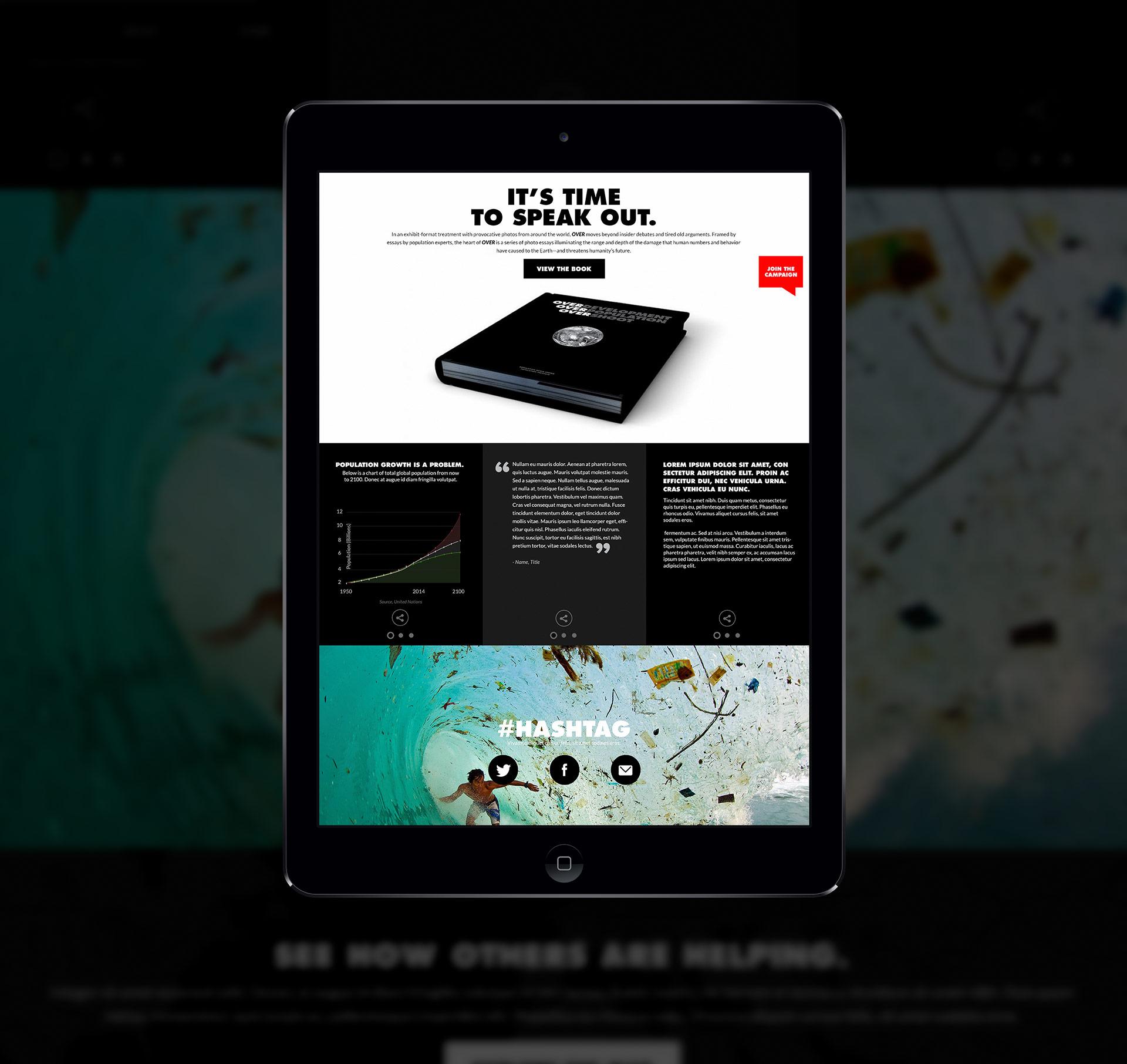 TMBR, talentueux Webdesigner et Designer d'interface #19