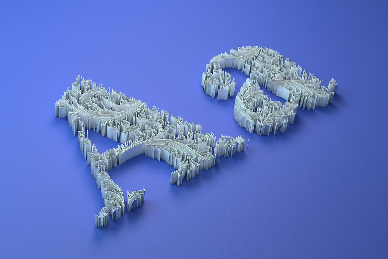 Inspiration_Travaux_typographiques_3D_digital_art_25