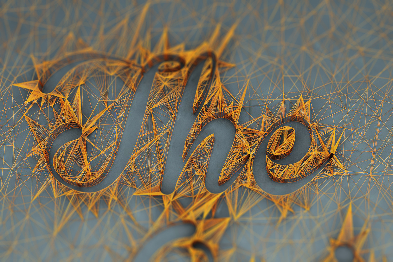 Inspiration_Travaux_typographiques_3D_digital_art_33