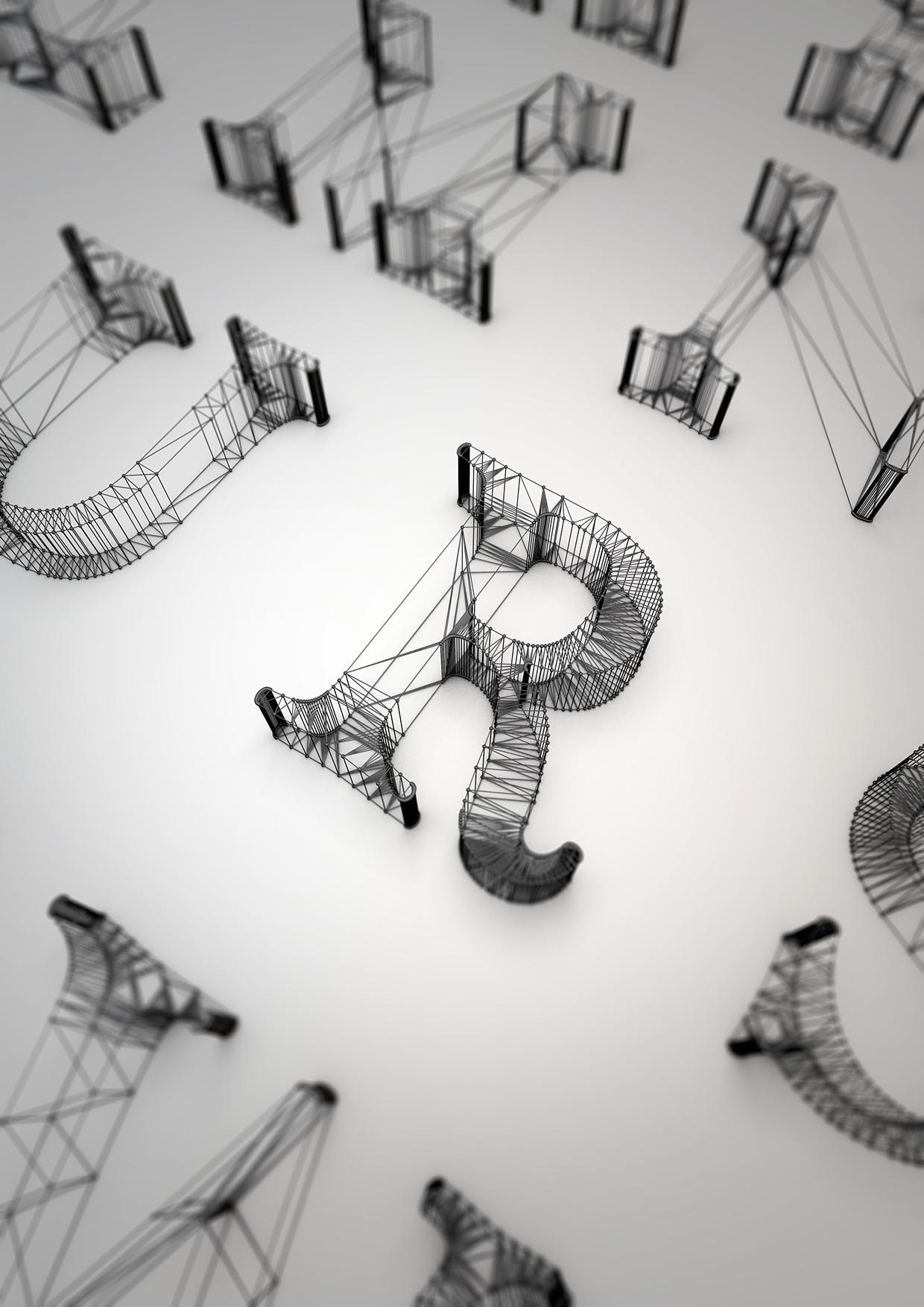 Inspiration_Travaux_typographiques_3D_digital_art_38