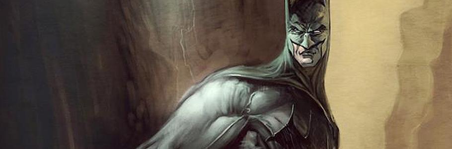 Batman ré-imaginé comme vous ne l'avez jamais vu dans ces 60 concept arts