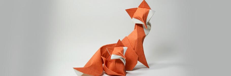 Les fantastiques animaux en origami de Hoàng Tiến Quyết