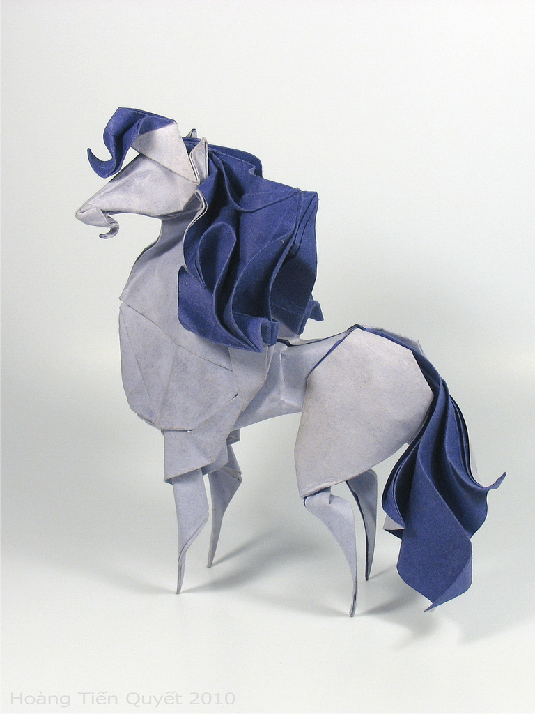 Les fantastiques animaux en papier de Hoàng Tiến Quyết