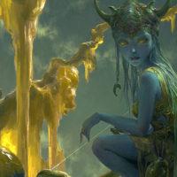 L'univers de fantasy éblouissant du digital painter Tianhua Xu