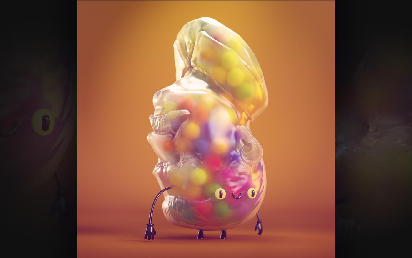 Les créations en 3D de Zigor Samaniego