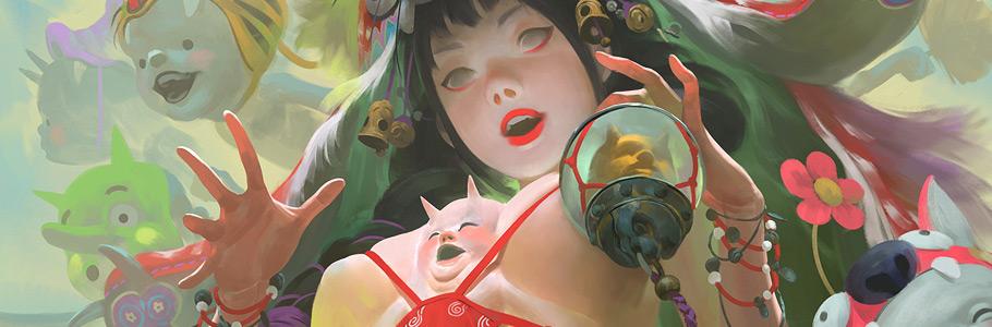 L'univers fantastique incroyable imaginé par le digital painter Zeen Chin