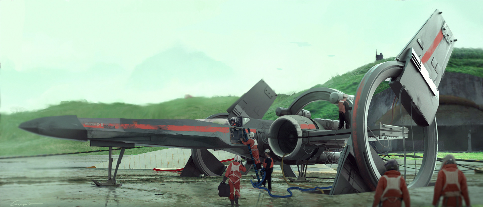 L'univers futuriste de Pablo Carpio